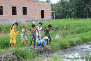 ベトナム 実習 生は若い