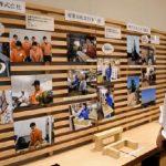 ベトナム技能実習生のパネル展