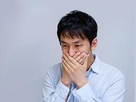 お口のにおい、気になりませんか?口臭の原因は「食べ過ぎ」だった?