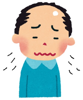 頭の皮が固くなると、はげやすい?ストレスと薄毛のこわ~い関係