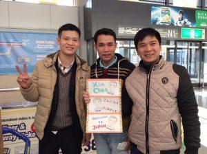 入国(成田空港)
